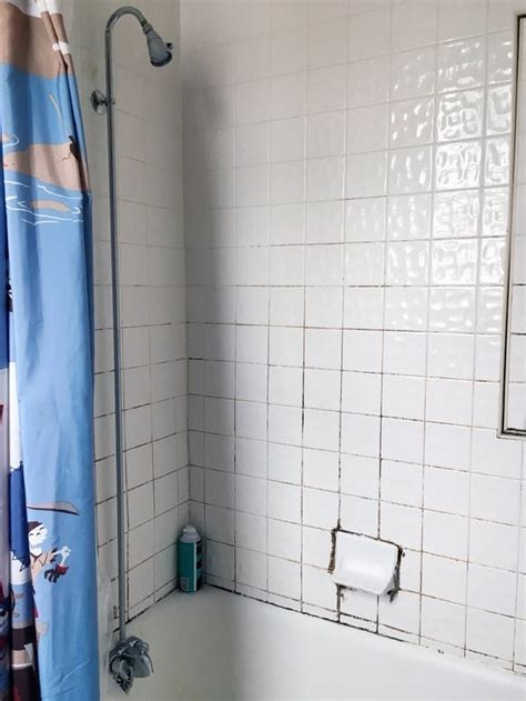 Bathroom Shower Grout Cleaner by The 25 Best Rental Bathroom Ideas On Rental