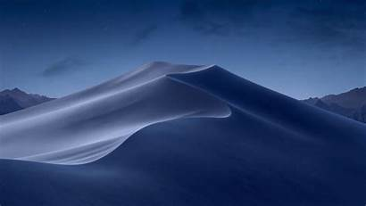 Mojave Macos Nature Dunes Desert Sand California