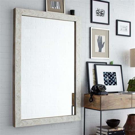 grand miroir chambre grand miroir mural pour une déco élégante
