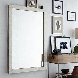 Grand Miroir Chambre : grand miroir mural pour une d co l gante ~ Teatrodelosmanantiales.com Idées de Décoration