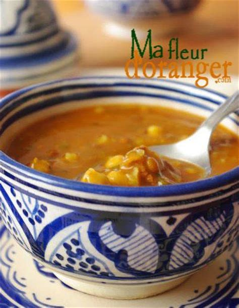 cuisine marocaine ramadan cuisine marocaine harira ramadan paperblog
