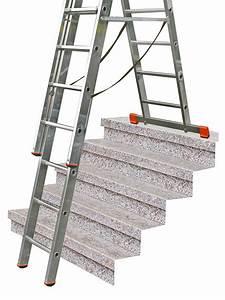 Leiter Auf Treppe Stellen : krause tribilo vielzweckleiter 3x8 sprossen mit treppenfunktion gefertigt nach neuer norm ~ Eleganceandgraceweddings.com Haus und Dekorationen