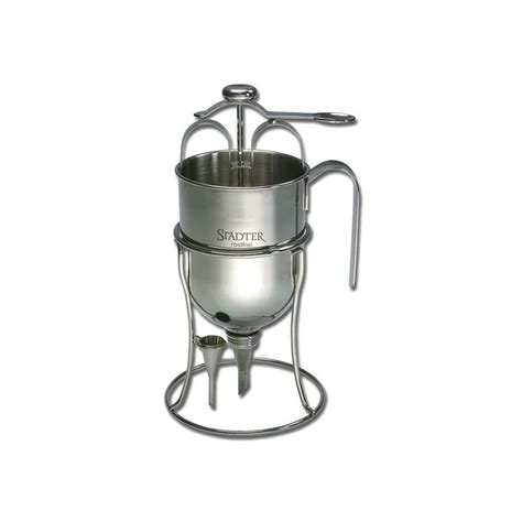 piston cuisine entonnoir de cuisine à piston stadter 500ml