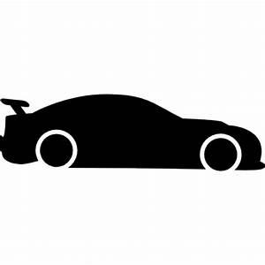 Cote Voiture Gratuite Avec Kilometrage : voiture de course avec des jupes lat rales t l charger icons gratuitement ~ Gottalentnigeria.com Avis de Voitures