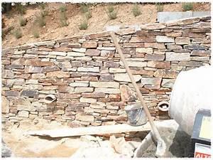 Construction En Pierre : construction murs et murets en pierre provence var ~ Premium-room.com Idées de Décoration