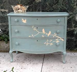 Interior, Most, Wanted, Shabby, Chic, Furniture, And, Decorating, Ideas, Eye, Catching, Blue, Shabby, Chic