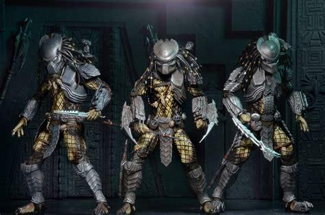 Neca Predator Series 15 Fully Revealed