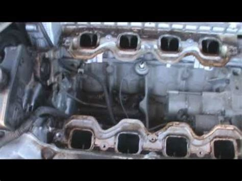 starter removal  replacement   northstar engine