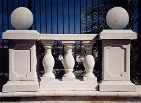 balustrade pillar mould cm  high armcon