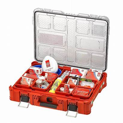 Aid Kit Milwaukee Packout Piece Tool Safety