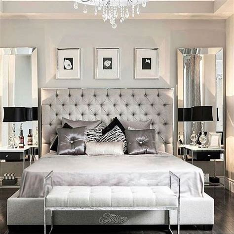Silver Bedroom Inspo by Can T Quite See The Bottom But I Like The Appearance Of A