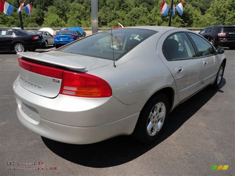 2004 Dodge Intrepid Sxt In Bright Silver Metallic Photo #5