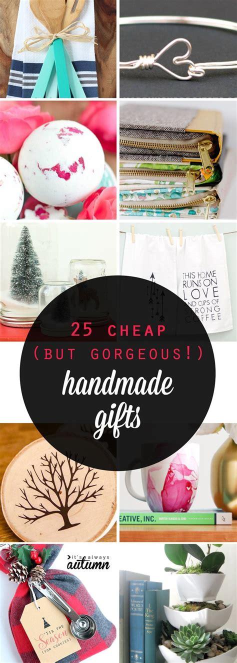 25 cheap but gorgeous diy 25 cheap but gorgeous diy gift ideas rebell geschenk und basteln