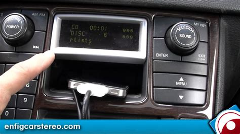 volvo xc ipod iphone aux usb adapter dension gwmo