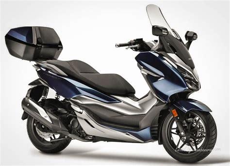 Pcx 2018 Iwanbanaran by Giới Thiệu Xe Ga Lớn Honda Forza 300 2018 Anh Của Pcx