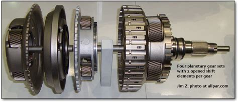 zf  speed automatic transmission