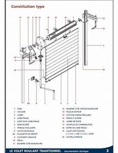 Volet Roulant Alu Electrique : volet roulant aluminium lectrique traditionnel sur mesure ~ Melissatoandfro.com Idées de Décoration
