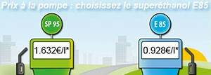 Essence E85 Pour Quelle Voiture : un simulateur de prix pour rouler l thanol e85 par rapport au sp95 magazine et portail ~ Medecine-chirurgie-esthetiques.com Avis de Voitures