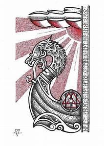 Dessin Symbole Viking : viking pinterest tatouage viking tatouage et dessin ~ Nature-et-papiers.com Idées de Décoration