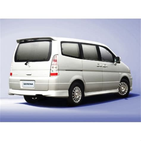 Modifikasi Nissan Serena by Aksesoris Mobil Nissan Serena Terbaru Sobat Modifikasi