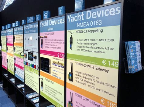 yacht devices news new photos and new products