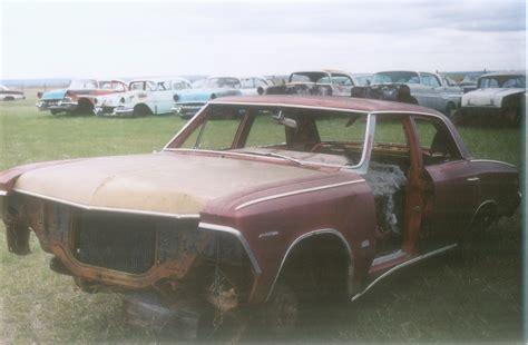 1966 Beaumont 4DR Parts Ref6362