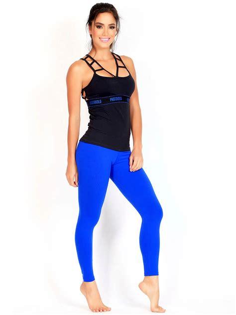 Protokolo 4014 Tank Top Women Workout Clothing Sportswear Gym Apparel Activewear Exercise ...