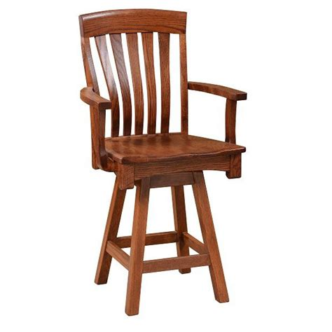 Traditional Living Room Sets Furniture by Richland Swivel Bar Stool Amish Crafted Furniture