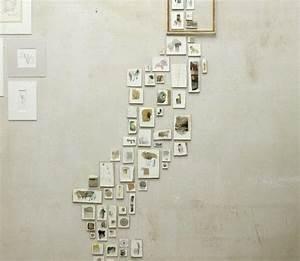 Fotos Aufhängen Ideen : ber ideen zu foto wand dekor auf pinterest ~ Lizthompson.info Haus und Dekorationen