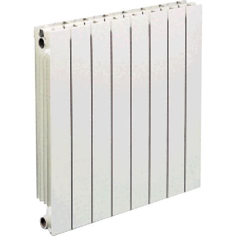radiateur chauffage central aluminium vip 12 233 l 233 ments 1716w leroy merlin