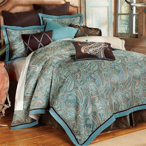 gray king comforter cypress falls bedding collection