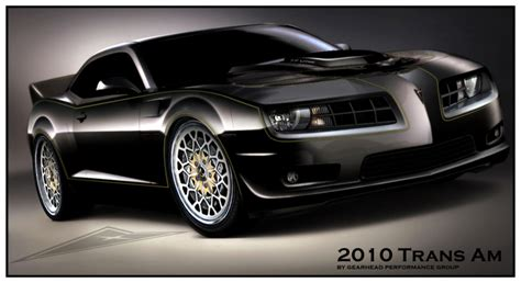 Trans Am Conversion Kit Brings 900 Horsepower And Twin Turbos