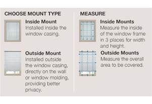 how to measure for roller and solar shades at the home depot