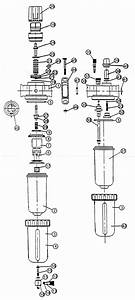 Regulator  Filter  Lubricator  Combination Air Line