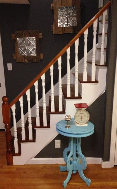 refinish banister how to refinish a staircase for 50 frugalwoods