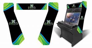 customer submitted xbox 360 inspired graphics theme for With kitchen cabinets lowes with xbox controller stickers