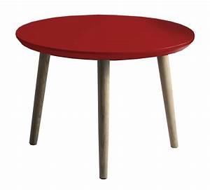 Table Basse Nordique : table basse scandinave en bois massif brin d 39 ouest ~ Teatrodelosmanantiales.com Idées de Décoration