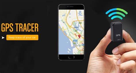 Gf07 Magnetic Mini Gps Real Time Tracking Locator Flash
