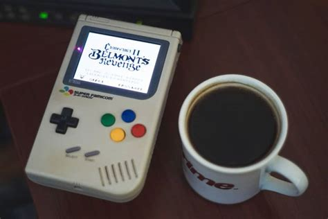 """Browse the user profile and get inspired. Ryan aka """"0G Retro"""" on Instagram: """"A cup of coffee and one of the classic #Castlevania ..."""