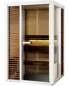 Sauna Für Badezimmer : saunakabine f r das private badezimmer aqua ~ Watch28wear.com Haus und Dekorationen