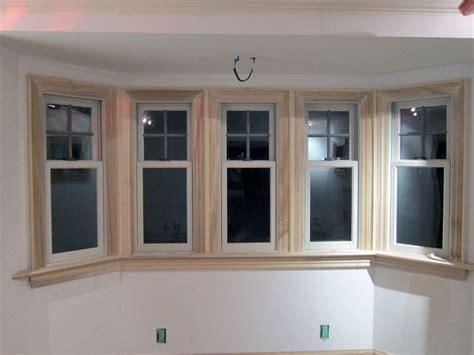 Bay Window Interior Trim by Interior Window Trim Ideas Styles Moldings House