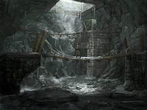 tomb raider caves & cliffs ipad
