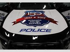 BlackburnNewscom New Car Celebrating Windsor Police History
