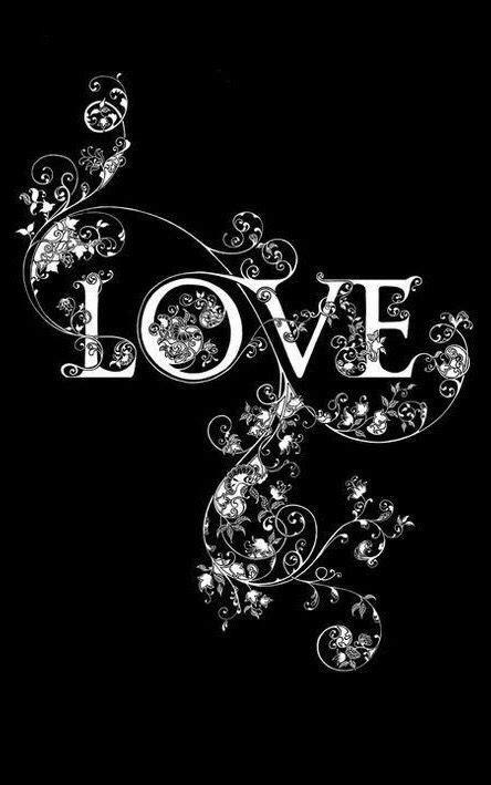 Razão de viver....   Love is sweet, Love wallpaper, Black