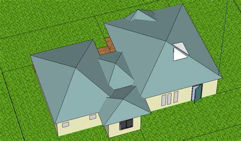 maison vue du ciel construction en guadeloupe mod 233 lisation de la maison en 3d