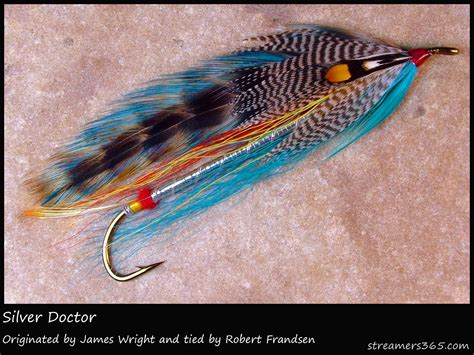 silver doctor flies fly tying salmon flies