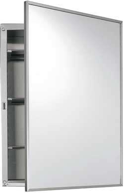 steel kitchen cabinets for american specialties baked enamel recessed medicine 8339