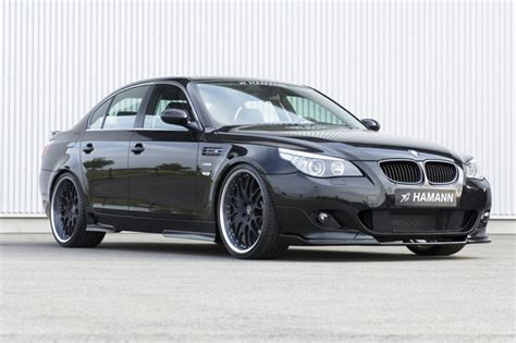 2006 hamann bmw 5 series e60 61 review top speed