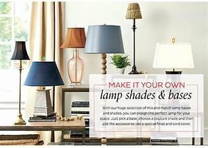 Lamp, Shades, And, Lamp, Bases