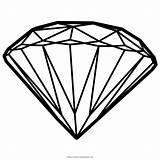 Coloring Pages Jewels Jewel sketch template